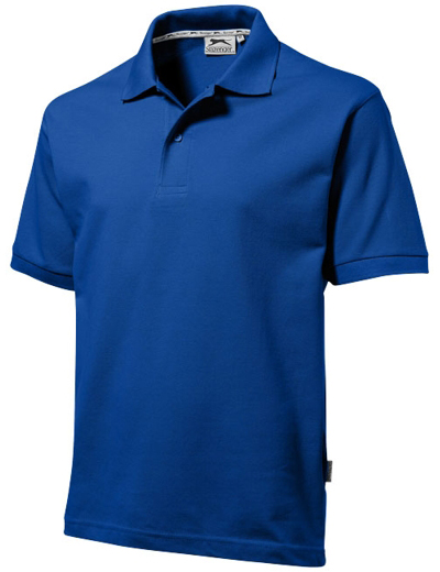 33S01•FOREHAND POLO, 2XL, classic royal blue (47)