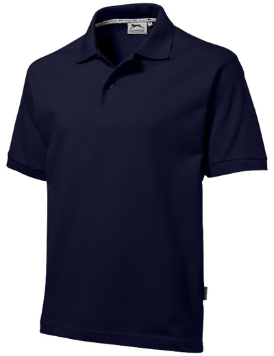 33S01•FOREHAND POLO, 2XL, navy (49)