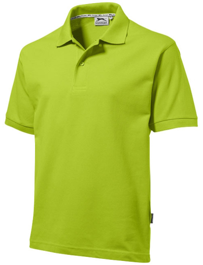 33S01•FOREHAND POLO, 2XL, apple green (72)