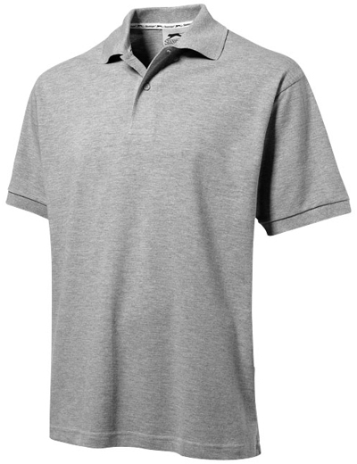33S01•FOREHAND POLO, 2XL, sport grey (96)
