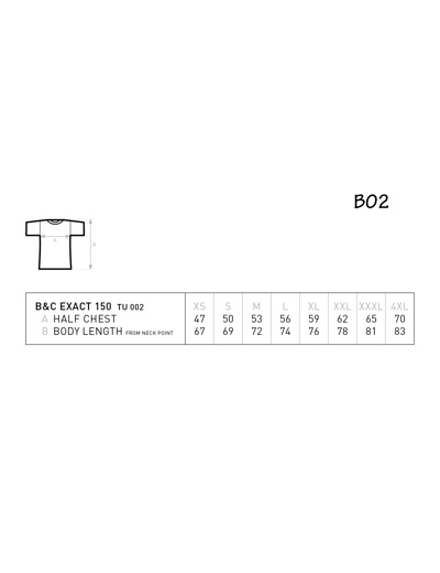 B02•B&C EXACT 150, S,  out-m.green (27)