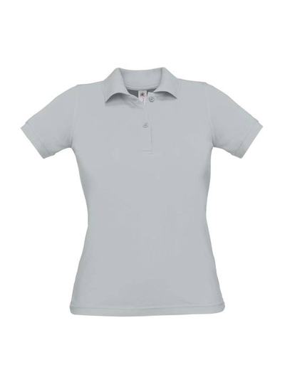 O24•B&C SAFRAN PURE /WOMEN, L, pacific grey (16)