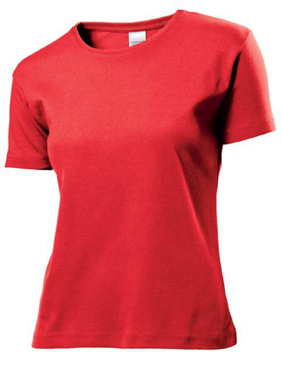 HS11•COMFORT-T WOMEN, 2XL,  out-scarlet red (05)