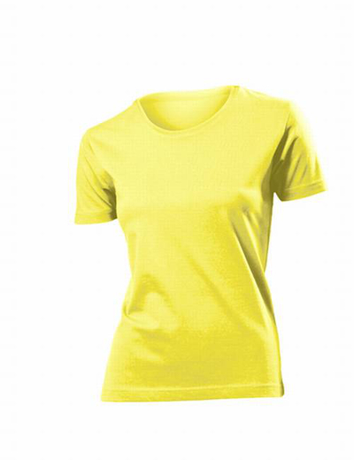 HS01•CLASSIC-T WOMEN, 2XL,  OUT-yellow (09)
